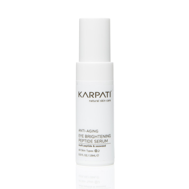 eye brightening peptide serum