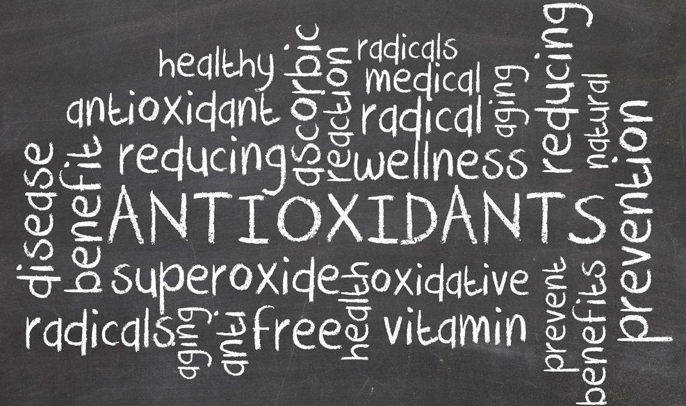 anti-oxidant skincare