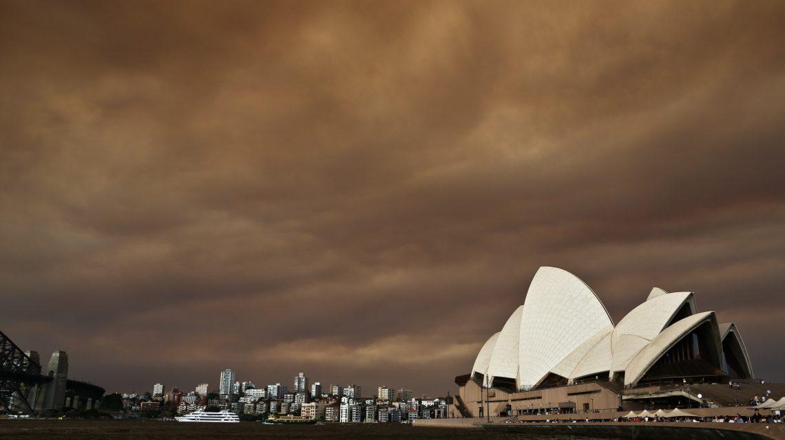 Air Pollution Sydney
